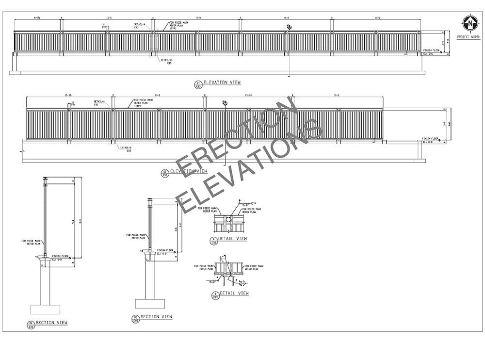 erection plan
